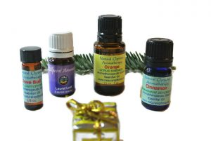 Christmas Scents Essential Oils